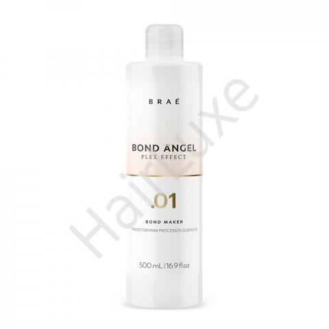 ШАГ 1: BOND MAKER BRA Bond Angel Plex 500 мл