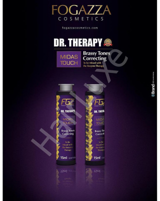 Корректор цвета в ампулах Dr. Therapy Midas Touch 15 мл