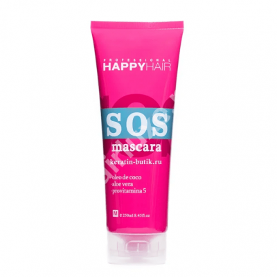Маска-суфле Happy Hair SOS 250 мл